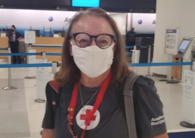 Volunteer Deploys to Gulf Coast