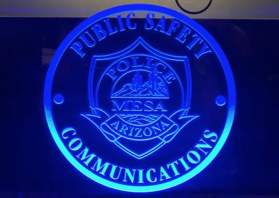 Mesa PD Comm Center Handles Lots of Calls