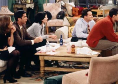 Real Estate Trivia – 'Friends' Apt